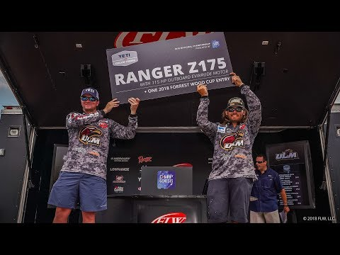 2018 FLW TV | YETI College Fishing National Championship