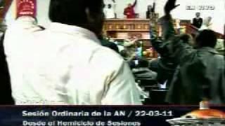Asamblea Nacional aprueba Agenda Legislativa del año 2011 (22_Marzo_2011)