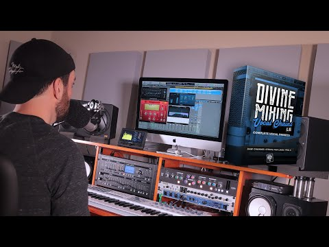 Divine Mixing - Vocal Chains LE Presets for Logic Pro X (Demo)