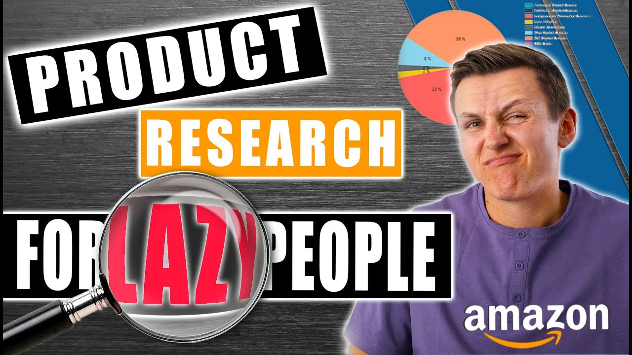 3 Amazon FBA Product Research HACKS for LAZY People!