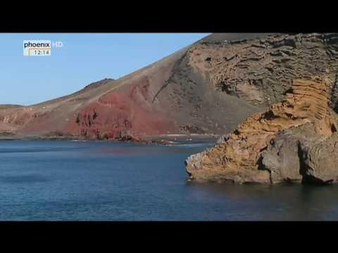 Doku 2016 Die letzten Paradiese   Insel der Feuerberge   Lanzarote HD