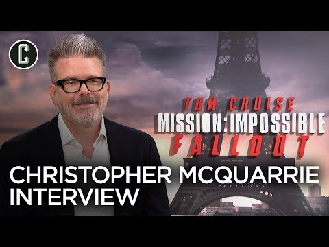Christopher McQuarrie Talks Mission: Impossible – Fallout, Deleted Scenes, and the Bathroom Fight