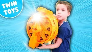 Payback Time Squad Reveals All 2017 Nerf Guns Kids React