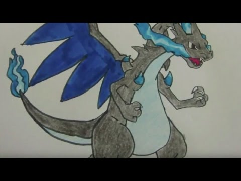 how to draw charizard youtube