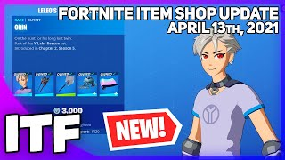 Fortnite Item Shop *NEW* LELEO'S LOCKER BUNDLE! [April 13th, 2021] (Fortnite Battle Royale)