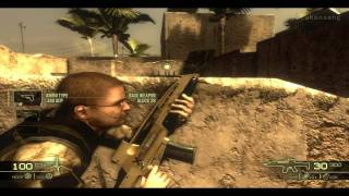 Shadow Harvest Phantom Ops pc gameplay 720p HD.wmv