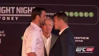 Fight Night Sydney: Tickets On Sale Press Conference Highlights