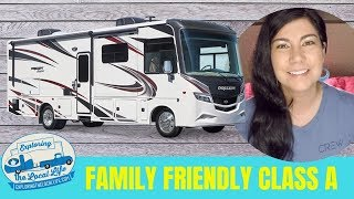 Family Friendly Class A With Bunks - Get the Tour! Video