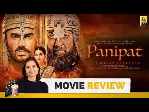 Panipat | Bollywood Movie Review By Anupama Chopra | Arjun Kapoor | Kriti Sanon | Film Companion
