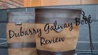 Dubarry Galway Boot Review