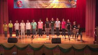 Publication Date: 2019-03-28 | Video Title: 第18屆全港小學英文民歌組合歌唱比賽