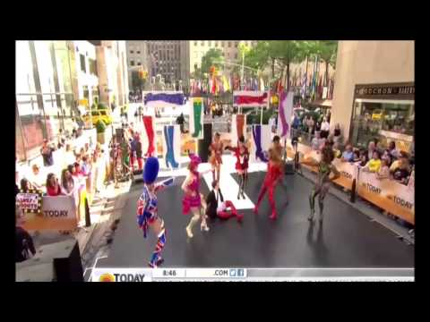 Kinky Boots Musical Performance on TV June 2013 - Billy Porter Speech at the TONYs