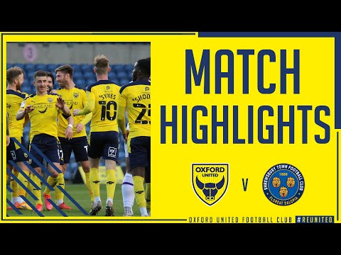 Oxford Utd Shrewsbury Goals And Highlights