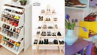10 Modish Shoe Rack Ideas Worth Copying for All Homeowners