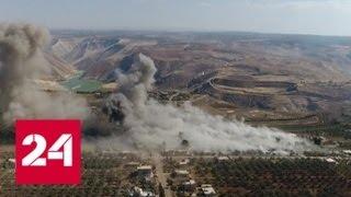 Провинция Дераа полностью перешла под контроль правительства Сирии - Россия 24