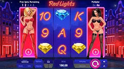 Red Lights Videoslot by Tom Horn Gaming