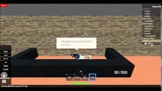 Roblox Merrick: Snipester007 (PxrtyNextDoor) Beg me not to kill Him LMFAO