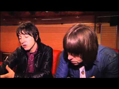 Interview with Liam Gallagher and Gem Archer