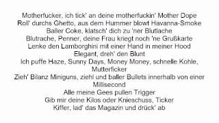 Kollegah Billionaires Club feat. Sun Diego Lyrics