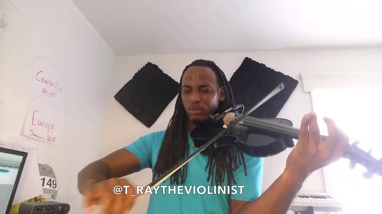 Kanye West - Through The Wire(T-Ray the Violinist) - YouTube