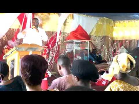 DIEU REVELE TON IDENTITE Message de l'évangéliste N'GBESSO Arsène