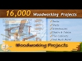 Woodworking Projects Plans and How to Guides