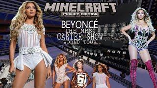 Beyoncé - The Mrs. Carter Show World Tour (Minecraft)