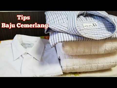 Tips Mencuci Baju Bersih Cemerlang Youtube
