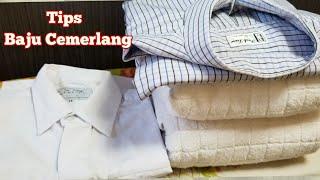 Tips Mencuci baju cemerlang.