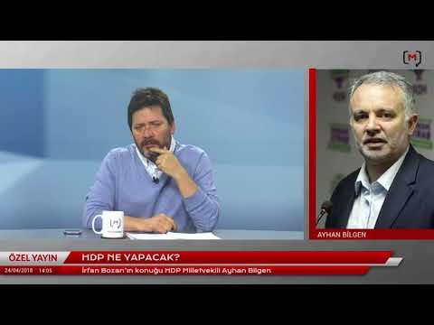 HDP ne yapacak? HDP Milletvekili Ayhan Bilgen anlatıyor