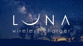 Wireless charger pad LUNA