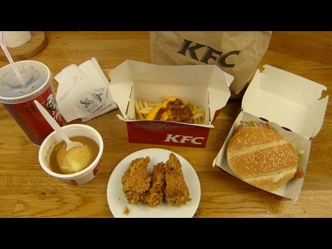 je propose ma recette kfc le double down original r doovi. Black Bedroom Furniture Sets. Home Design Ideas