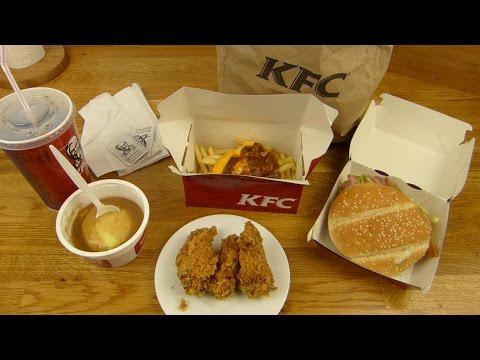 KFC - Bacon Tower Box