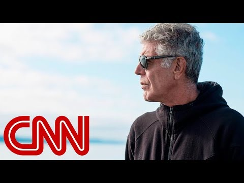 CNN's Anthony Bourdain