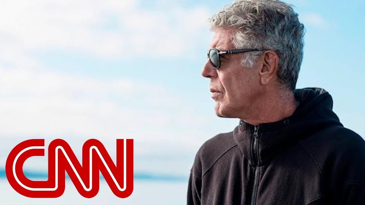 Cnns Anthony Bourdain Dead At