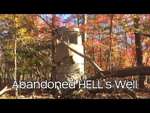 The Strange Abandoned Hell's Well Wanamassa Ocean Township Monmouth County New Jersey