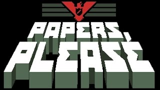 [ASMR] SHOOP PLAYS! Papers, Please! #1 (Binaural)