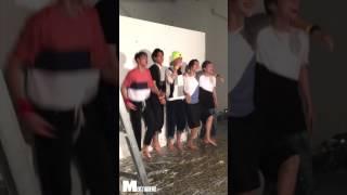 とあるメンズノンノ特集の撮影、舞台裏をレポート! http://www.mensnon...
