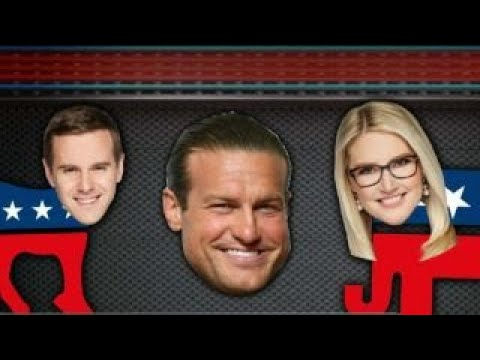 Party swap: Guy Benson, Marie Harf switch sides on political issues