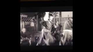 Wu Tang music dubbed with Akira Kurosawas Sanjuro