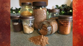 Mixed Spice Blend and Its Uses