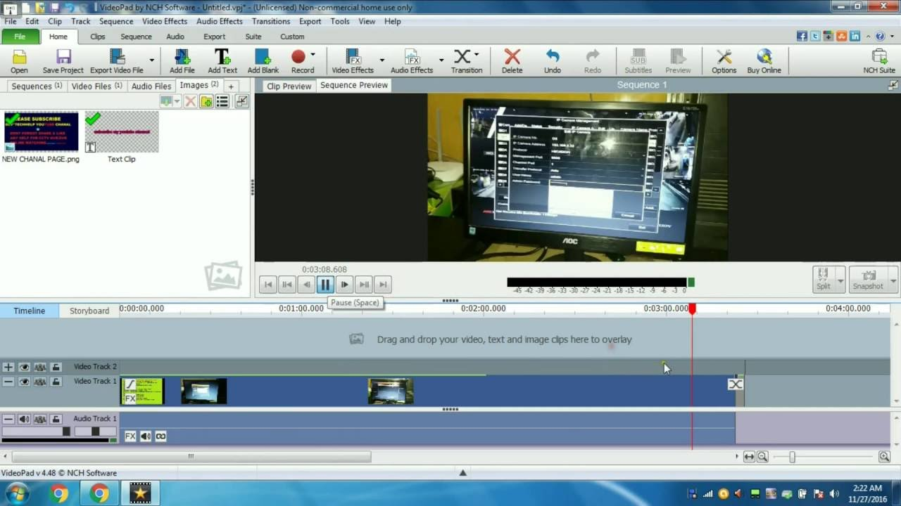 How to best edit videos quickly easily by videopad editor nch how to best edit videos quickly easily by videopad editor nch ccuart Choice Image