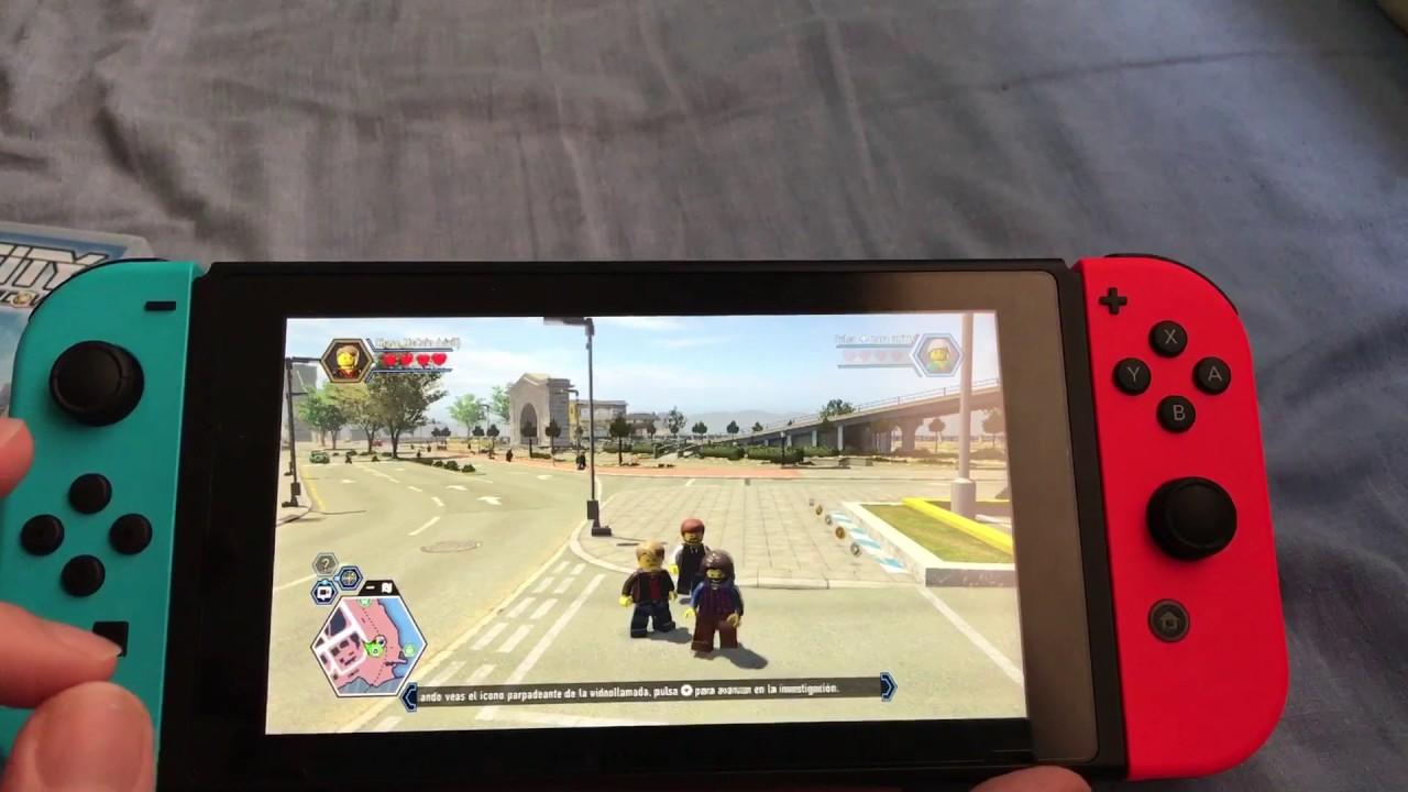 Primeras Impresiones Lego City Undercover Nintendo Switch En