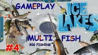 Ice Lakes PC GAMEPLAY #4  ICE FISHING SIMULATOR FR 2016 HD