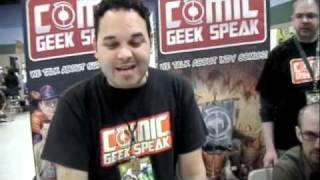 Interview with Comic Geek Speak.m4v