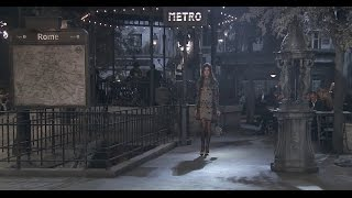 Chanel Métiers d'Art 2015/16 - Paris in Rome - Catwalk Show