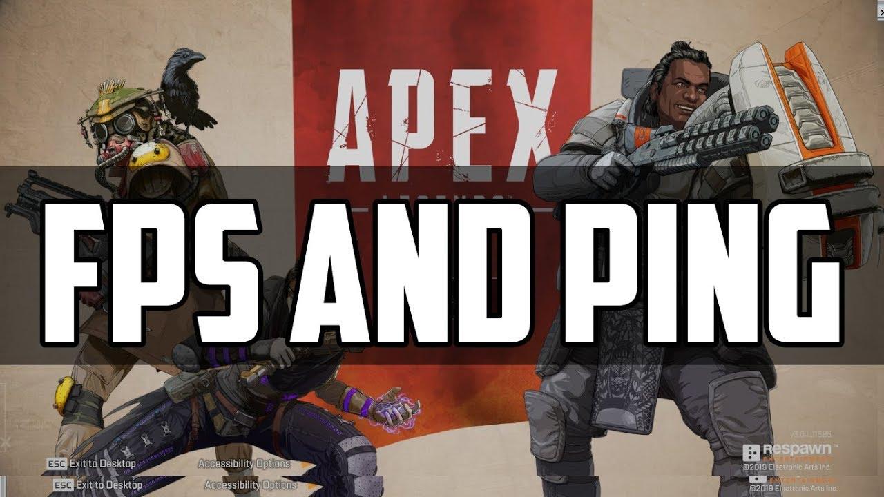 Ping 表示 Apex