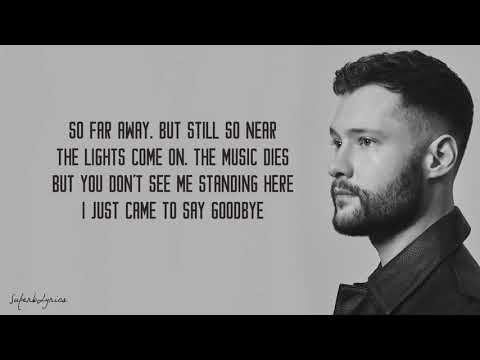 Cover Lagu Dancing On My Own - Calum Scott (Lyrics) STAFABAND