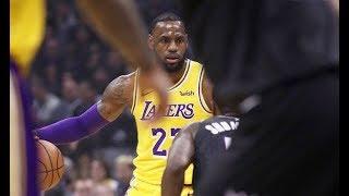 Los Angeles Lakers Vs Atlanta Hawks November 12, 2018 FULL GAME LIVE (NBA 2K19)