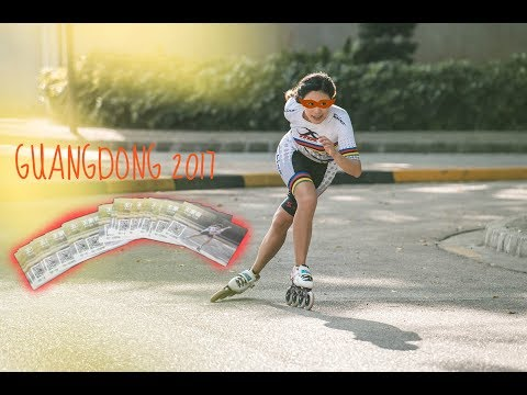 SKATE WITH ANGELINABUNNY | GUANGDONG PROMOTION MAY JUNE 2017